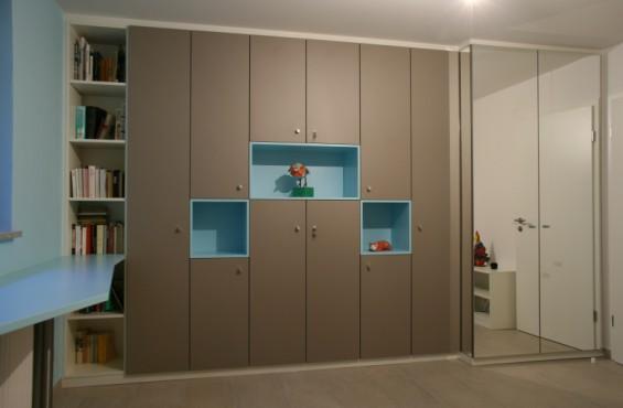 privatwohnung m nchen schreinerei doktor. Black Bedroom Furniture Sets. Home Design Ideas