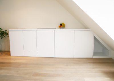 Küche Münchner Altbauwohnung