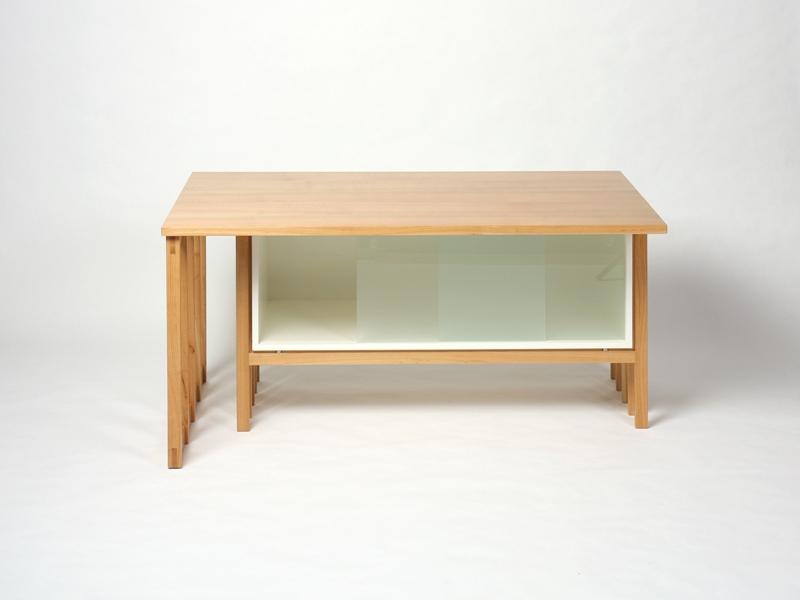 Schreibtisch in kirschbaum schreinerei doktor for Schreibtisch kirschbaum